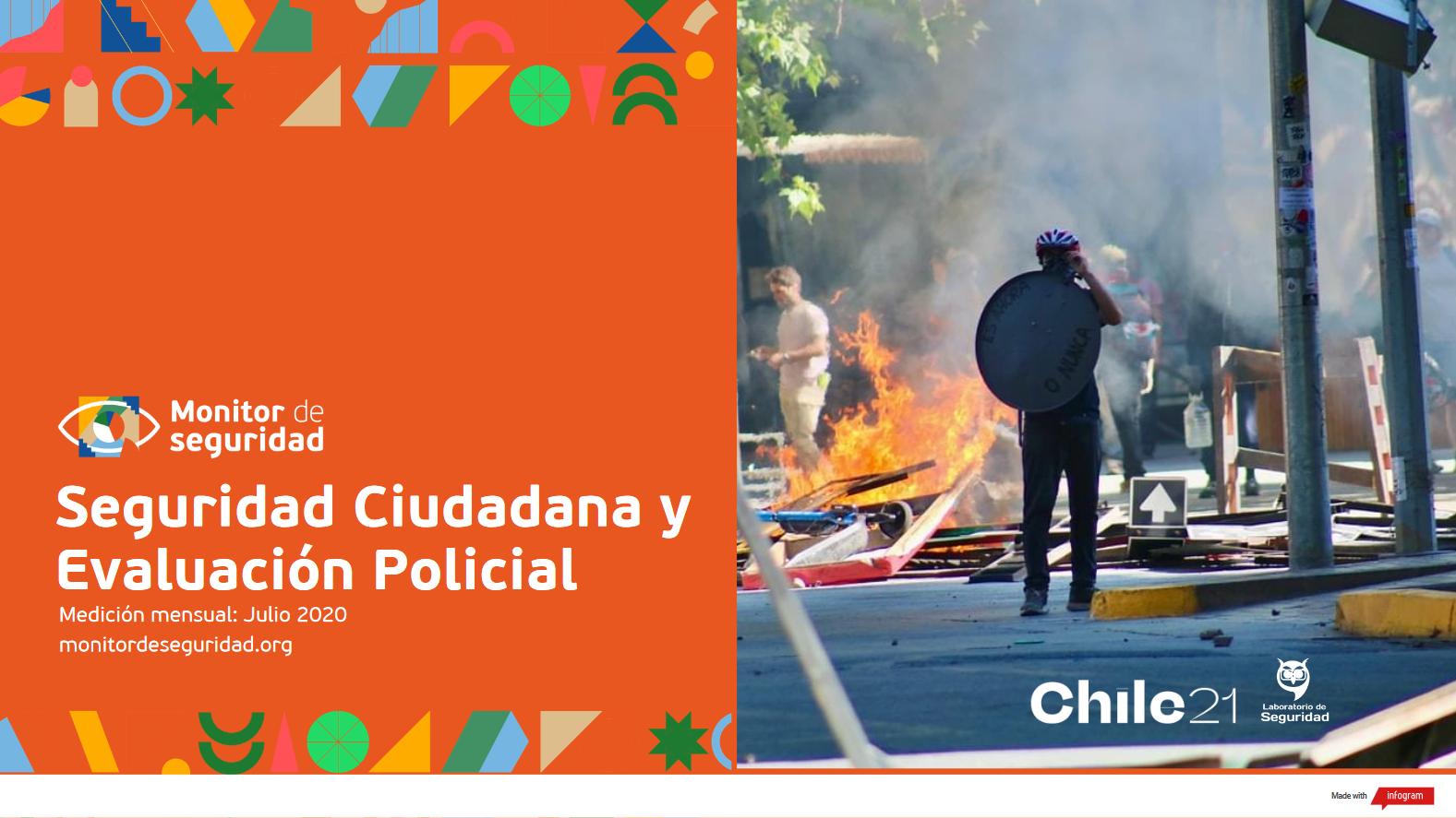 Seguridad Ciudadana y Evaluación Policial | Chile 21