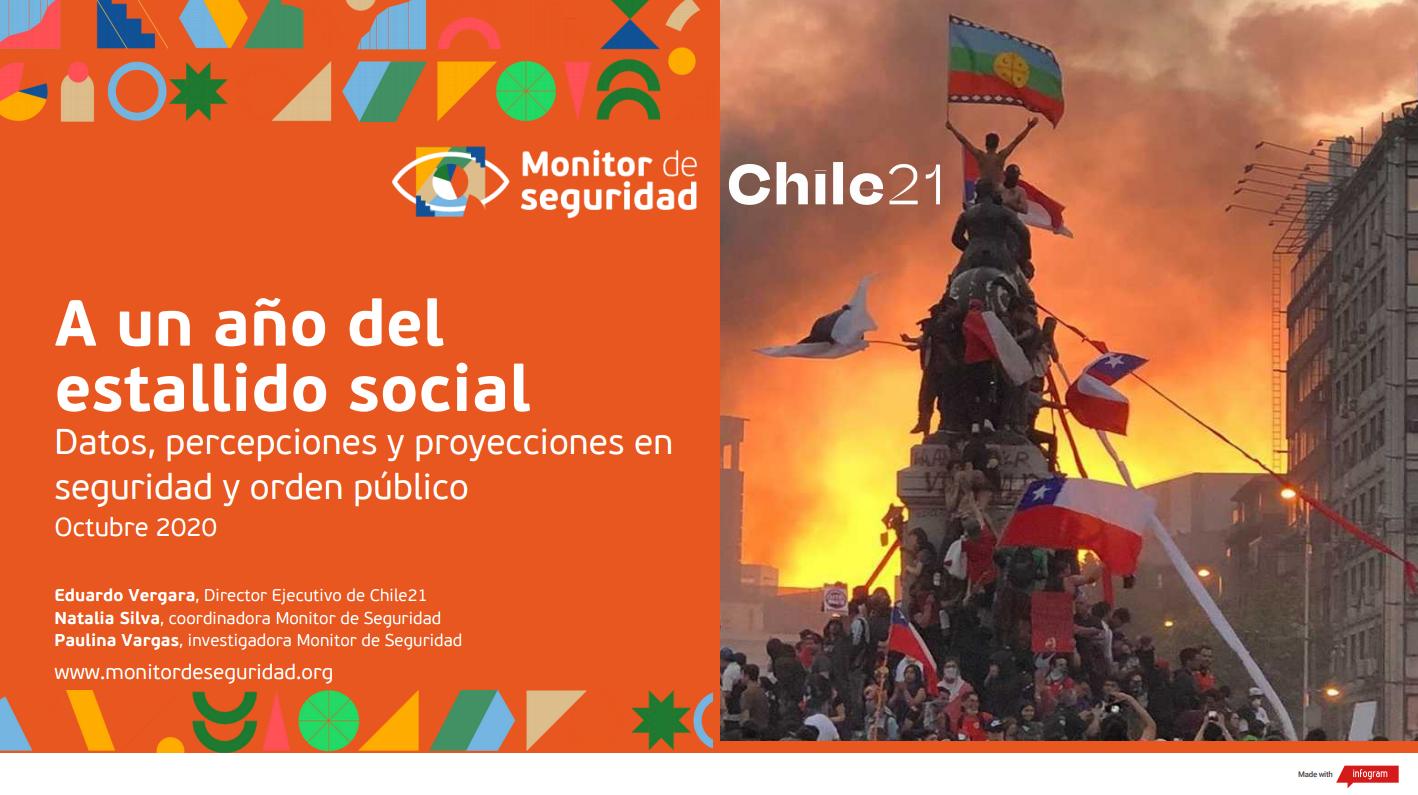 Seguridad y Orden Público | Chile 21